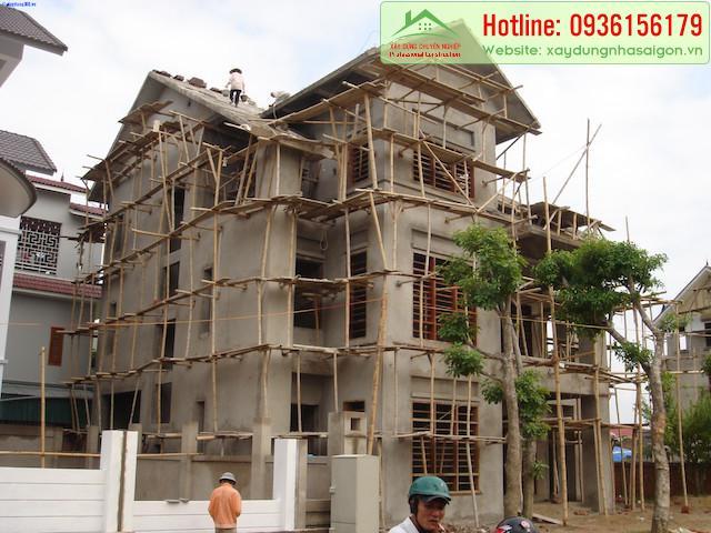 công ty xây nhà quận 12